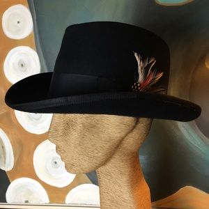 Jaxon Godfather Homburg Hat